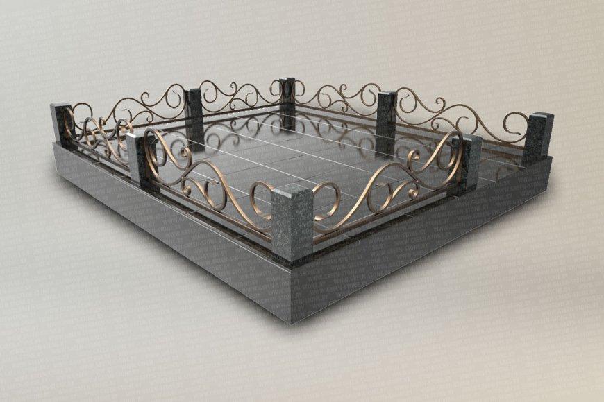 кованные ограды, кованные ограды в Бобруйске, уход за могилами, благоустройство могилы