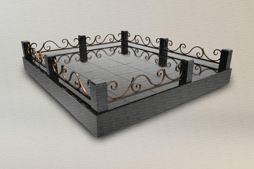 кованные ограды, благоустройство могилы, кованные ограды в Бобруске