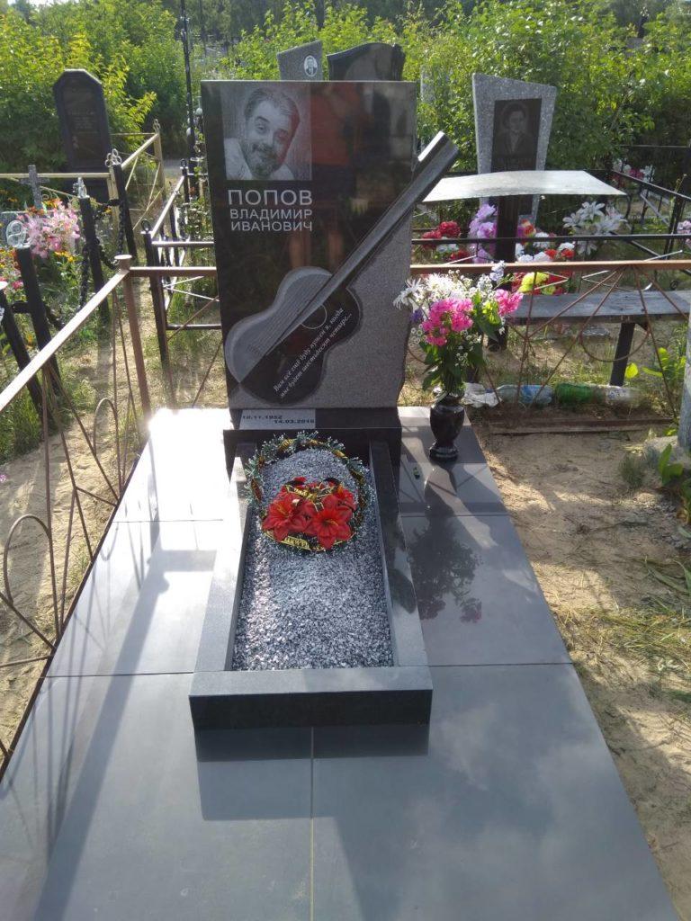 наши работы, образец 1, изготовление памятников в Бобруйске