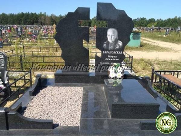 Памятник, памятник с крестом, заказать памятник с крестом, купить памятник с крестом в Бобруйске