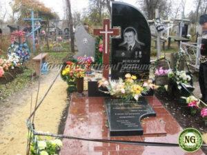 памятник с крестом, памятник с крестом заказать, заказать памятник в Бобруйске